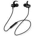 SiGN Sport In-Ear Bluetooth Kuulokkeet - Musta