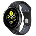 Samsung Galaxy Watch Active Silikoniranneke