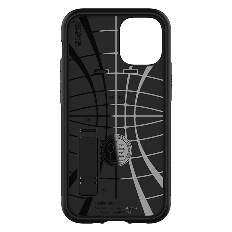 Spigen Slim Armor iPhone 12 Mini Kotelo - Musta