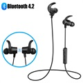 TaoTronics TT-BH16 Magnetic In-ear Bluetooth-Kuulokkeet - Musta
