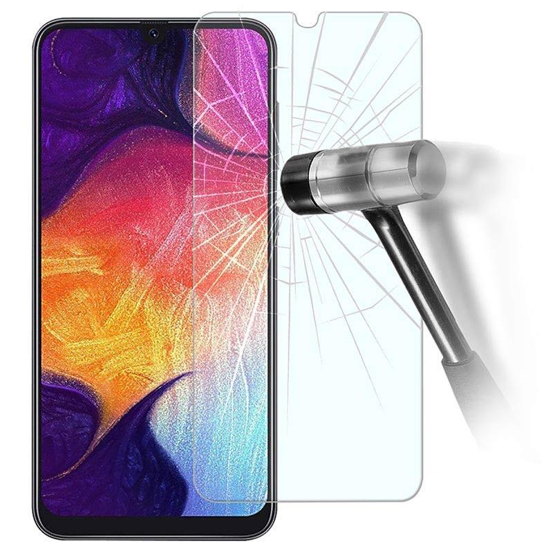 Liukumaton Samsung Galaxy A20e Hybridikotelo Jalustalla