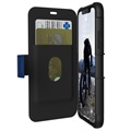 iPhone X UAG Metropolis Rugged Wallet Case - Blue / Black