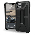 UAG Monarch iPhone 11 Pro Max Hybridikotelo - Musta