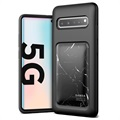 Samsung Galaxy S10 5G VRS Damda High Pro Shield Kotelo