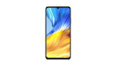 Honor X10 Max 5G kuoret