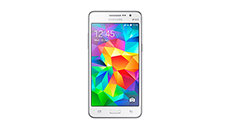 Samsung Galaxy Grand Prime Tarvikkeet