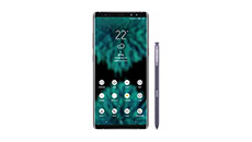 Samsung Galaxy Note9 kuoret