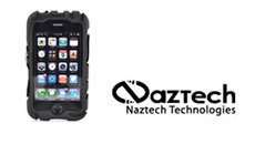 iPhone 5C Naztech Kuoret