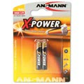 Ansmann X-Power AAAA Paristo 1510-0005 - 1.5V - 1x2