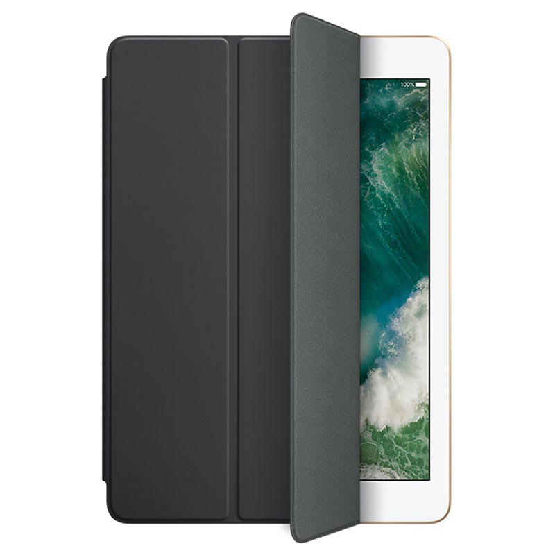 Apple Smart Kotelo MQ4L2ZM/A - iPad 9.7 2018, iPad Air 2, iPad Air - Hiilenharmaa
