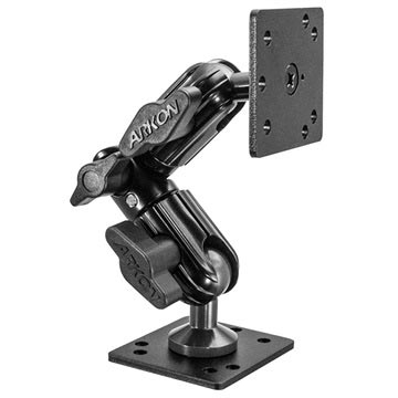 Arkon HD010AMPS Heavy-Duty Drill-Base Mounting Pedestal