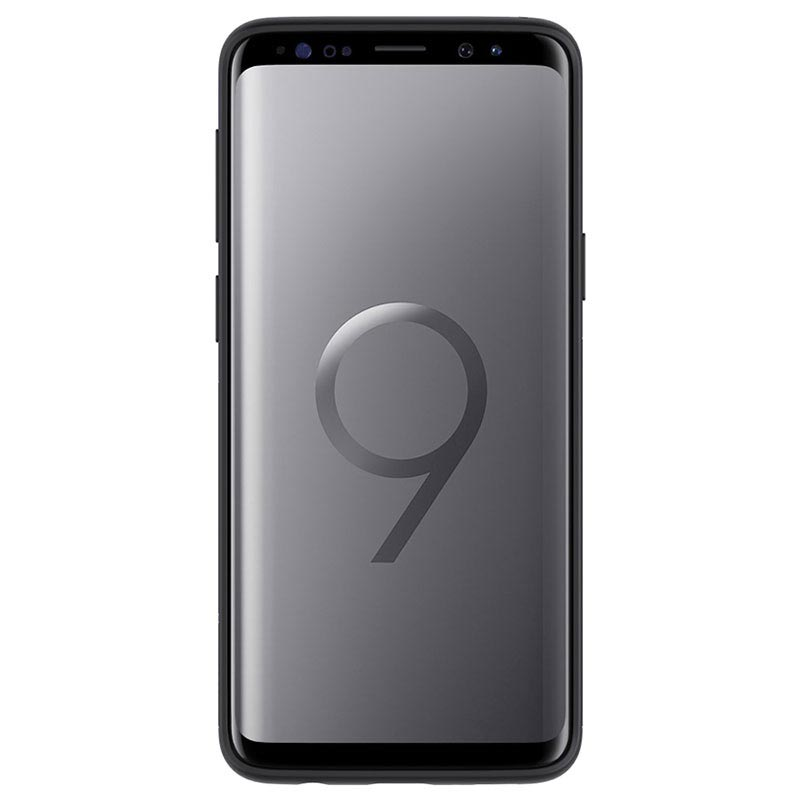 Samsung Galaxy S9+ Nillkin Magic Langaton Latauskotelo Musta