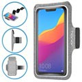 "Huawei Honor AW19 Sport Armband - 5.2-6"" - Grey"