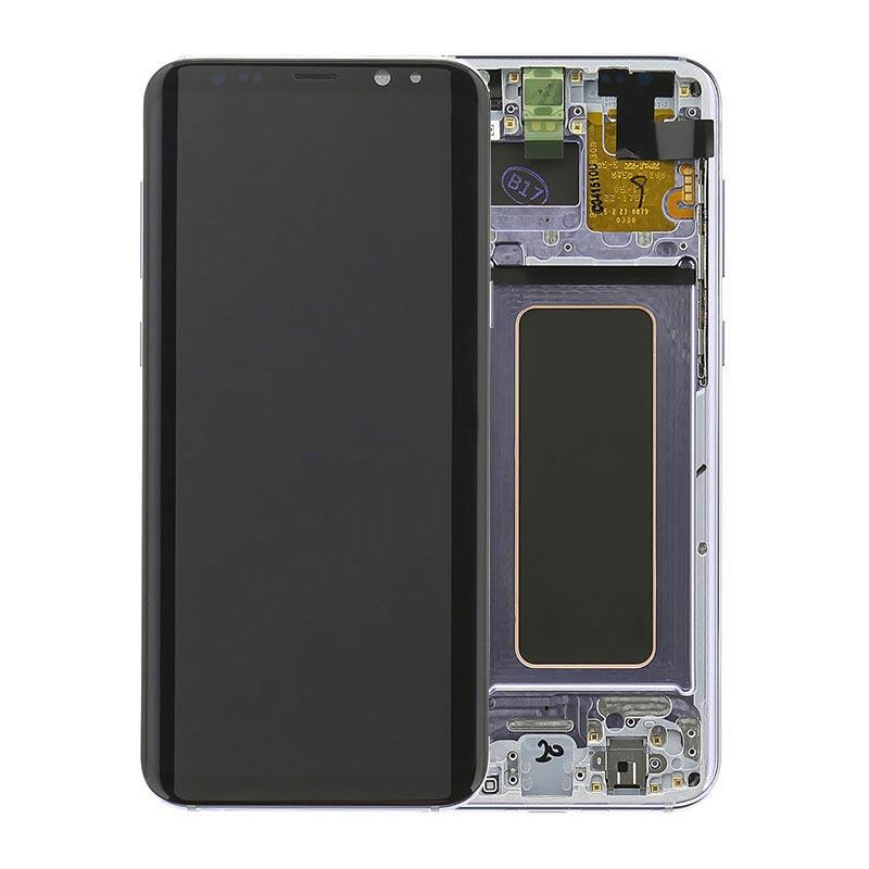 Samsung S8 Näyttö